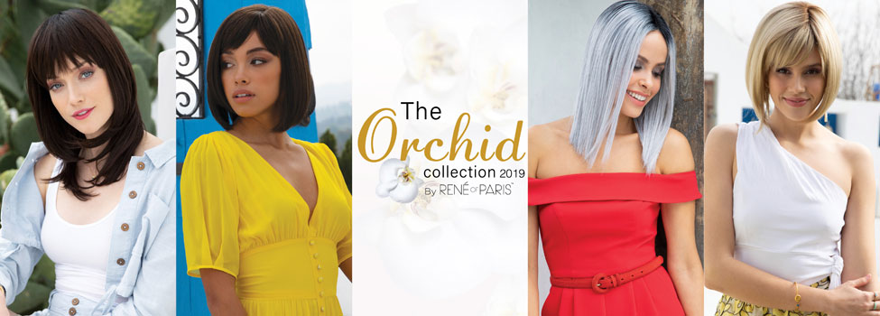 The Orchid Collection Wigs