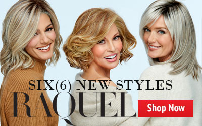 Raquel Welch Wigs - Signature Collection | Fall 2018