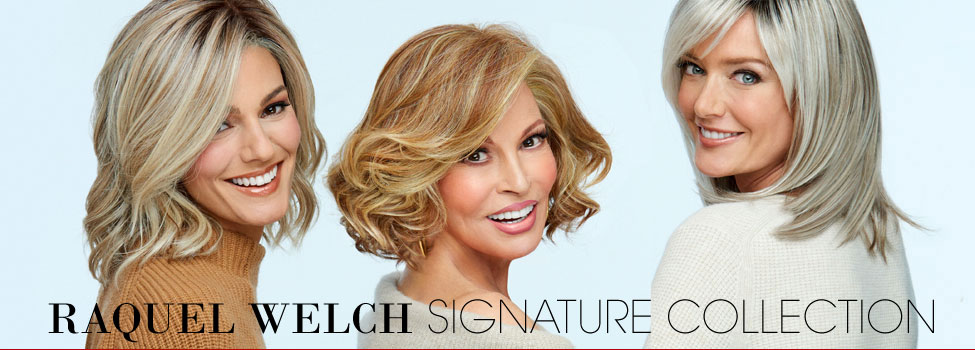 Raquel Welch 2018 Signature Collection