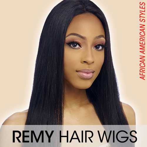 Remy Human Hair Wigs for Black Women
