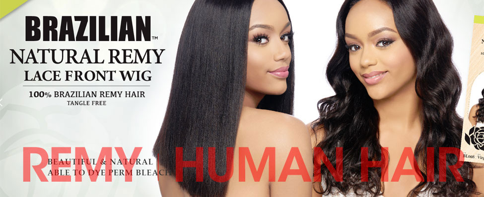 Remy Hair Wigs for Black Women