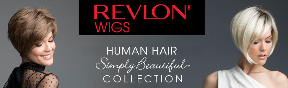 Revlon Wigs - Simply Beautiful Human Hair Wigs