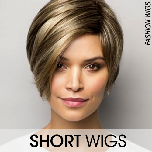 Short Hair Fashion Wigs