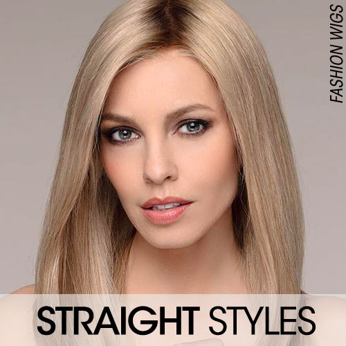 Fashion Wigs & Straight Hair Wigs - Wig Warehouse