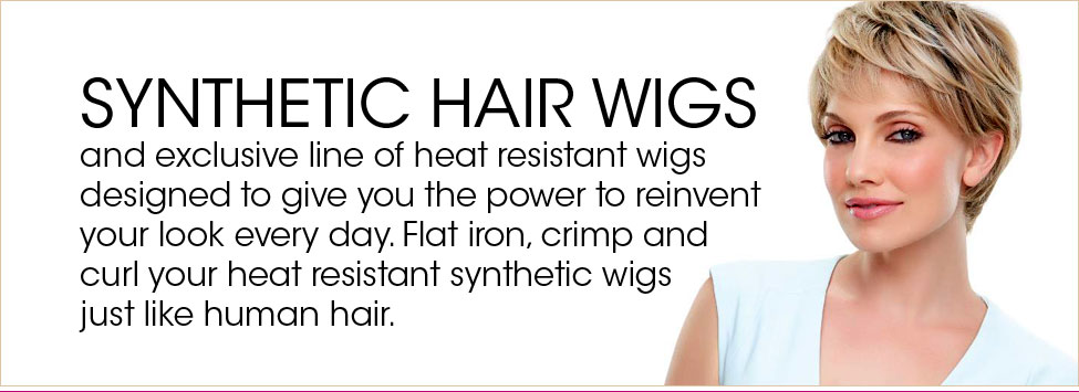 Synthetic Wigs for Women | Wig Warehouse