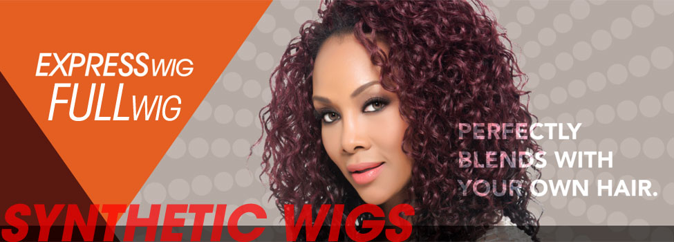 Synthetic Hair Wigs for Black Women