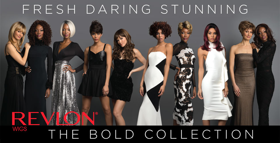 Revlon Wigs - BOLD Collection