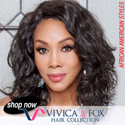 Vivica Fox Hair - Lace Front