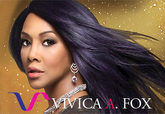Vivica Fox Wigs for African Americans | Human Hair & Syntheic Wigs
