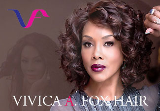 Vivica Fox Wigs - Human Hair & Synthetic Wigs for Black Women