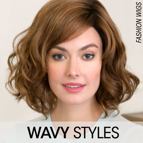 Fashion Wigs & Curly Hair Wigs - Wig Warehouse
