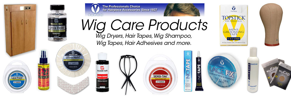 Wig Accessories, Wig Adhesives & Wig Tapes