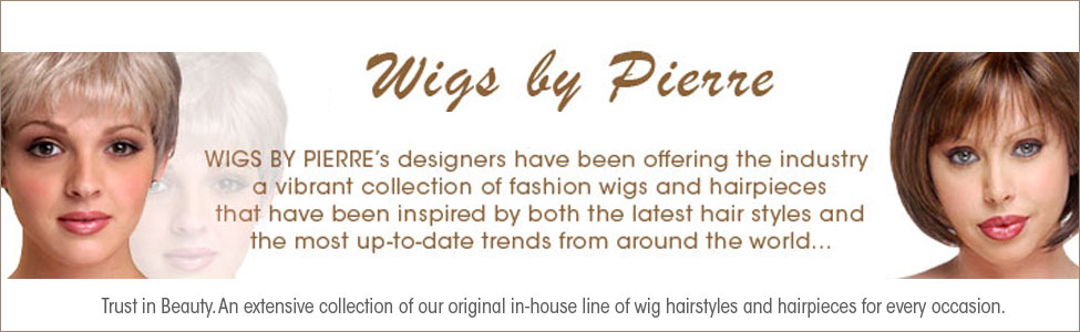 Wigs by Pierre