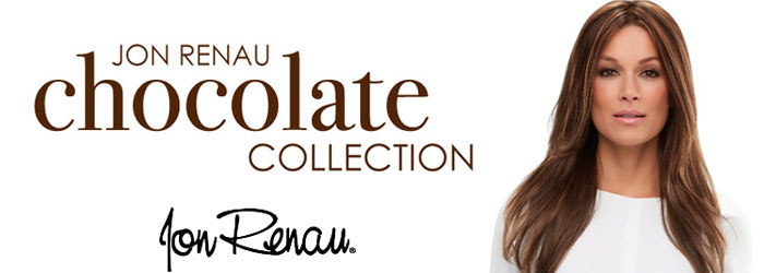 Jon Renau's Wigs - Chocolate Collection