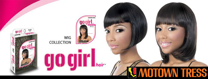 Go Girk Hair by Motown Tress Wigs