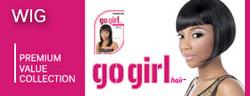 Go Girl Hair Wigs by Motown Tress