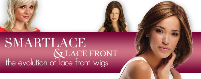 Human Hair and Synthetic Lace Front Wigs - WigWarehouse.com