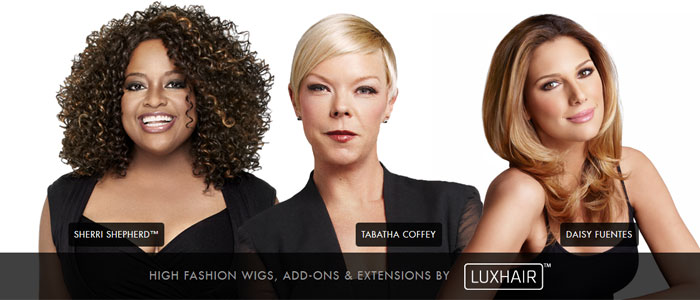 LuxHair - High Fashion Wigs, Add-ons and Hair Extensions at WigWarehouse.com