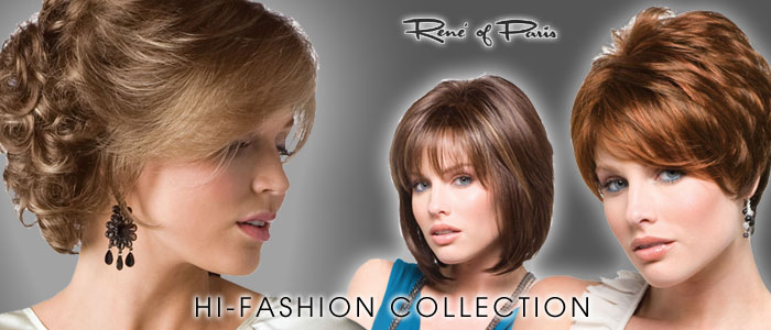 Hi Fashion Wigs by Rene of Paris