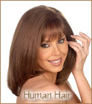Human Hair Wigs by Pierre