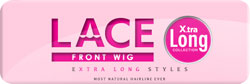 Lace Front Long Wigs - WigWarehouse.com